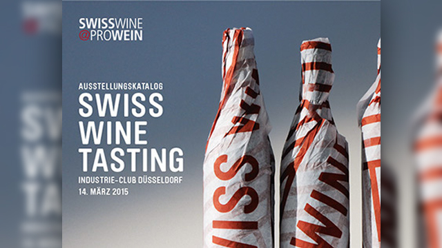 SwissWine Tasting 2015