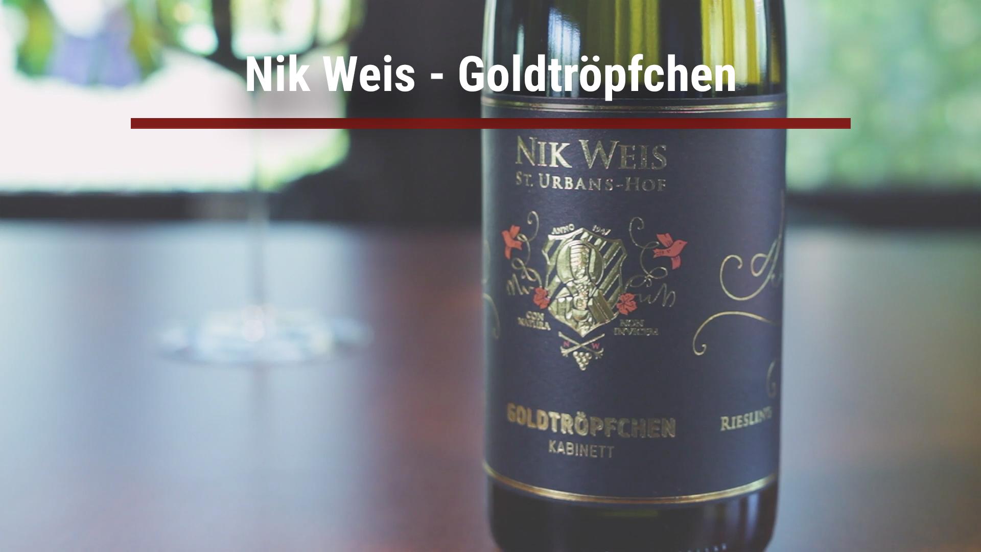 Nik Weis – Goldtröpfchen