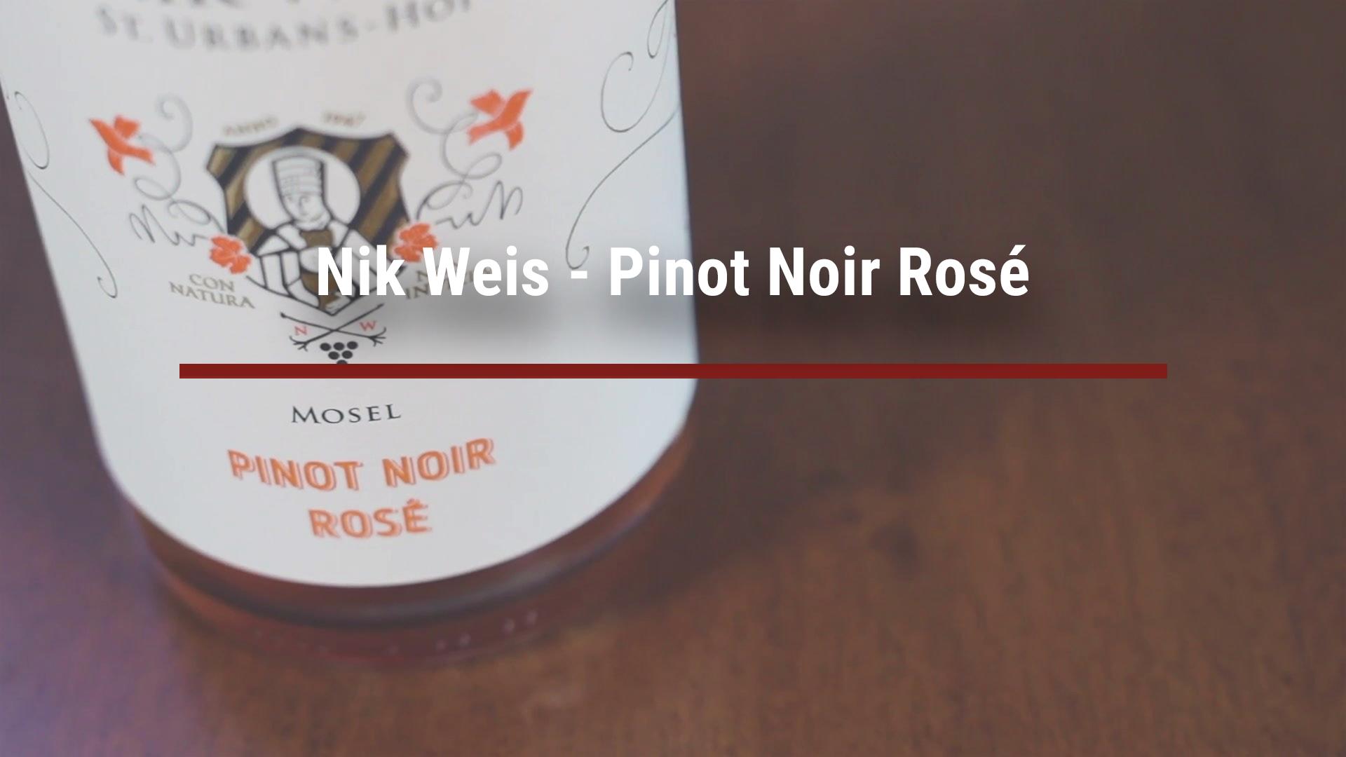 Nik Weis – Pinot Noir Rosé