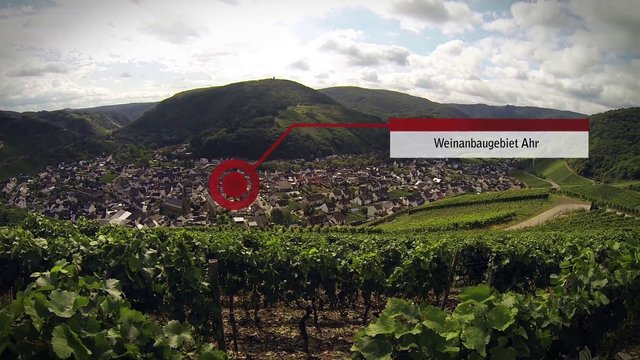 Ahr – Eines der kleinsten Weinanbaugebiete Deutschlands